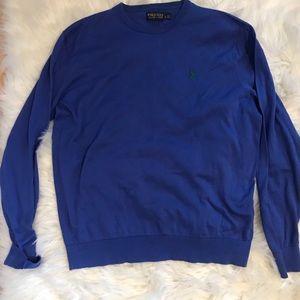 Ralph Lauren Polo Golf Long Sleeve Sweater